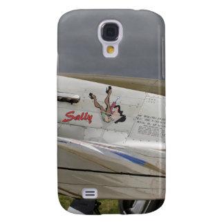 "P51 Mustang ""Sally"" X Galaxy S4 Case"