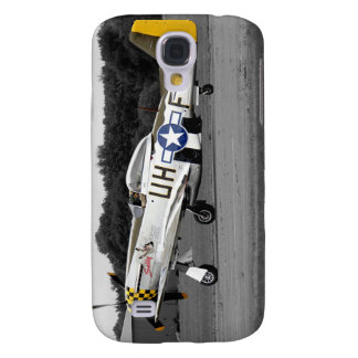 "P51 Mustang ""Sally"" X Retro Galaxy S4 Case"