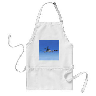 P51Mustang WW2 Fighter Plane Apron