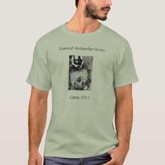 P5270080ed1, Nautical Archaeology Society, Cypr... T-Shirt