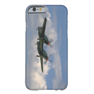 P82 In Air, From Below_WWII Planes Barely There iPhone 6 Case