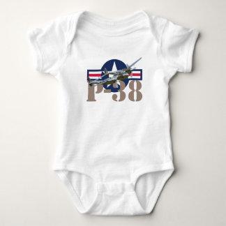 P-38 Lightning Baby Bodysuit