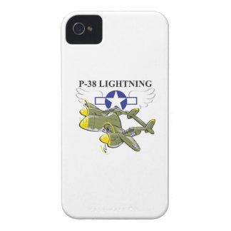p-38 lightning iPhone 4 Case-Mate cases