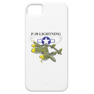 p-38 lightning iPhone 5 cover