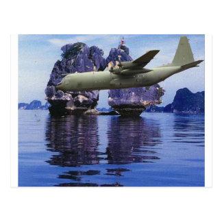 P-3 Orion Over Viet Nam Postcards