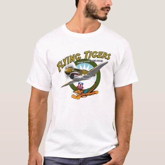 P-40 Flying Tigers T-Shirt