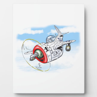 p-47 - THUNDERBOLT Plaque
