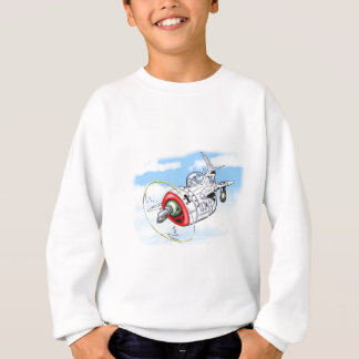p-47 - THUNDERBOLT Sweatshirt