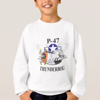 p-47 thunderbolt sweatshirt