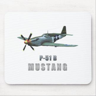 P-51 B Mustang Mousepads