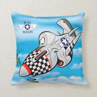 P-51 mustang cushion