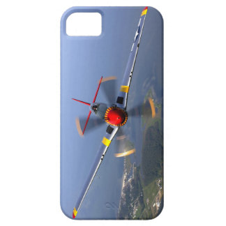 P-51 Mustang Fighter Aircraft Barely There iPhone 5 Case