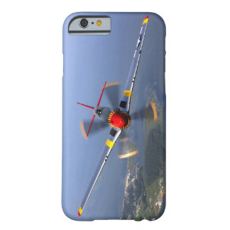P-51 Mustang Fighter Aircraft Barely There iPhone 6 Case