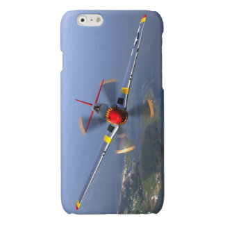 P-51 Mustang Fighter Aircraft iPhone 6 Plus Case
