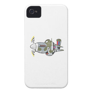 p-51 mustang iPhone 4 cases