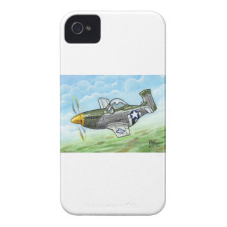 p-51 mustang iPhone 4 cover