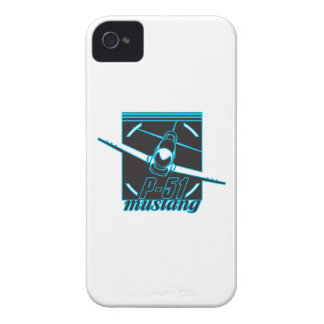 P-51 mustang iPhone 4 covers