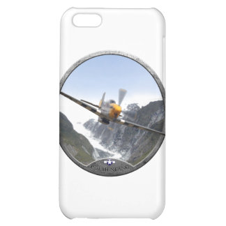 P-51 Mustang iPhone 5C Covers