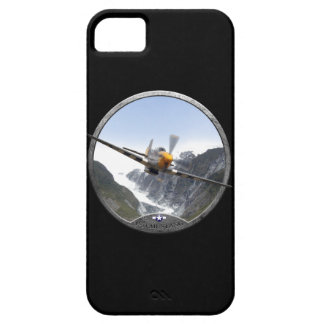 P-51 Mustang iPhone cover iPhone 5 Covers