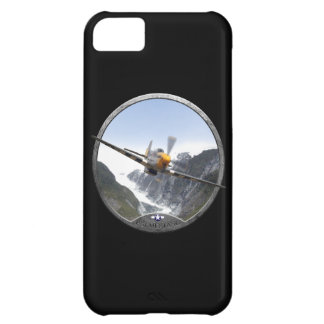 P-51 Mustang iPhone cover iPhone 5C Case