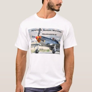 P-51 Mustang & Japanese Zero Men's T-Shirt