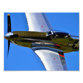 P-51 - Mustang - Lancaster Community Days 2015 Photo Art