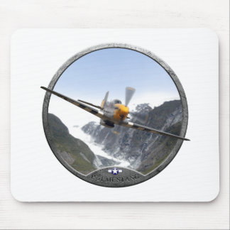 P-51 Mustang Mouse Pads