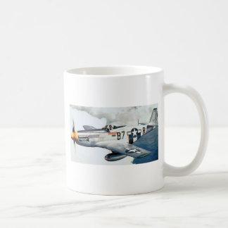 P-51 MUSTANG COFFEE MUGS