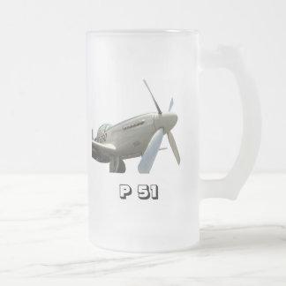 P 51 Mustang Coffee Mugs