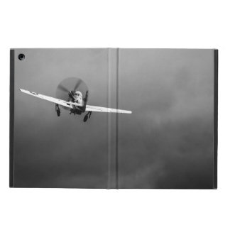 P-51 Mustang takeoff in storm Case For iPad Air