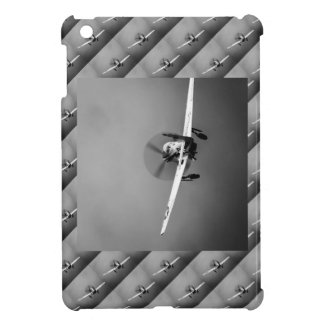 P-51 Mustang takeoff in storm Case For The iPad Mini