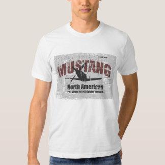P-51 Mustang Tshirts