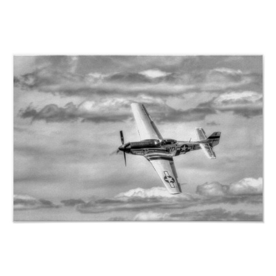P-51 POSTER