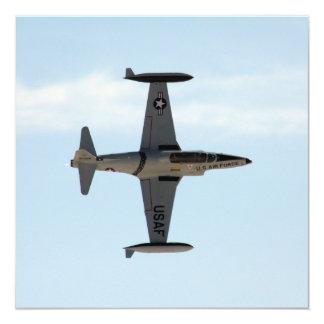 P-80 Shooting Star 13 Cm X 13 Cm Square Invitation Card