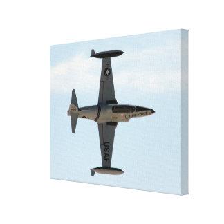 P-80 Shooting Star Canvas Prints