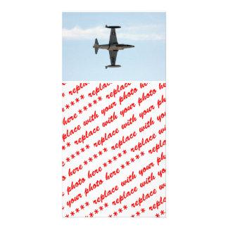 P-80 Shooting Star Custom Photo Card