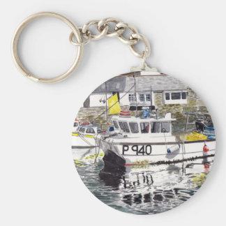 'P 940' Keychain