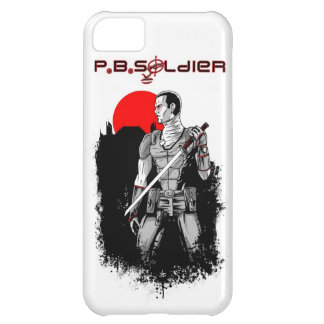 P.B.Soldier Case For iPhone 5C