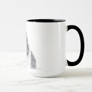 P Doggy - Mug