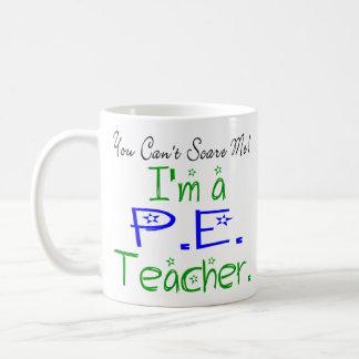P.E. Teacher Mug