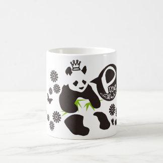 P for Panda Coffee Mug