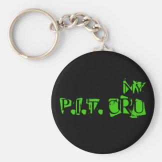P.I.T. CRU, NY KEY CHAIN