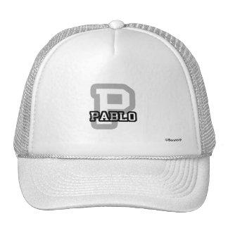 P is for Pablo Cap