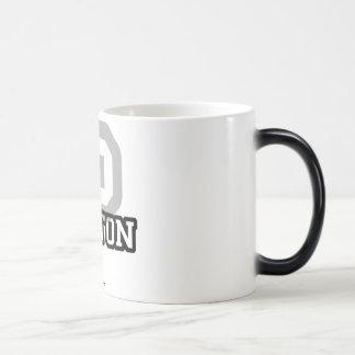 P is for Peyton Morphing Mug