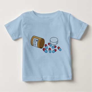 P is for Playtime Baby T-Shirt
