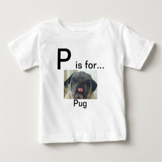 P is for...Pug shirt
