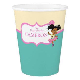 P.J. Tuttles Tutu Princess, Custom Paper Cup, 9 oz Paper Cup