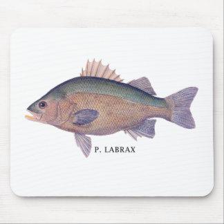 P. LABRAX MOUSE PAD