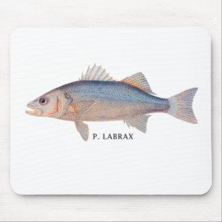 P. Labrax Mousepads