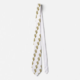 P - Letter - Name Tie